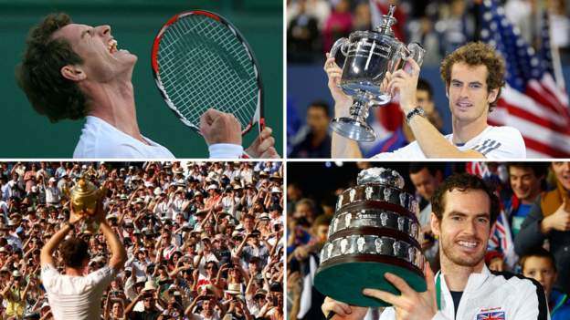 Sport Andy Murray: Vote for your favourite career moment