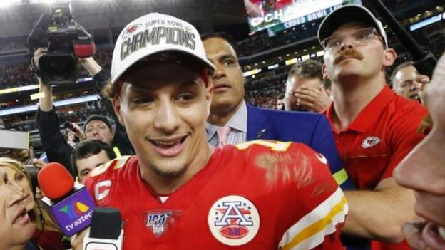 Sport Why Chiefs gave Mahomes NFL's biggest deal – Jason Bell Q&A