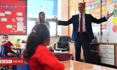 Back-to-office parents need childcare, says Starmer
