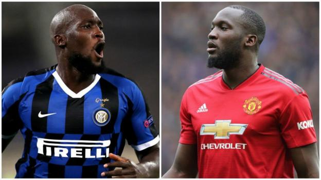 Sport Romelu Lukaku shows Manchester United just what they are missing
