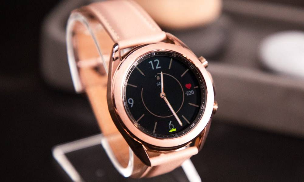 Samsung's latest flagship smartwatch, the Galaxy Watch 3, is now available to buy for $400