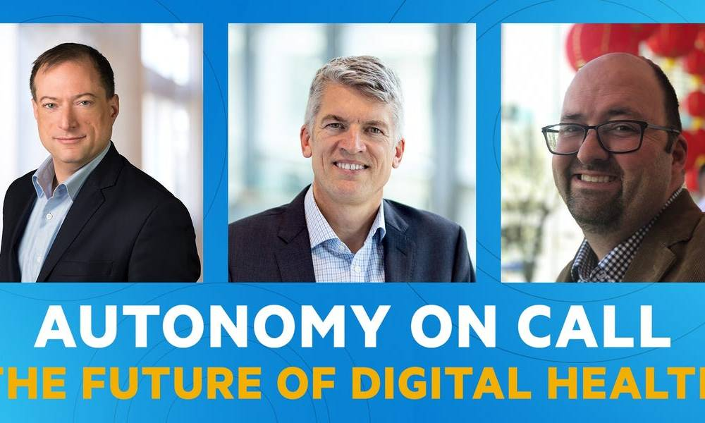 Patient confidence in telehealth is on the rise. Watch now to hear 3 experts discuss what's next for digital medicine.