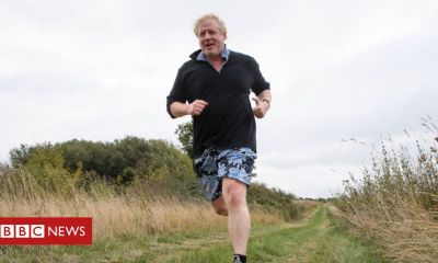 Boris Johnson hires personal trainer Harry Jameson