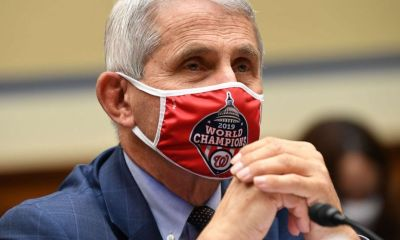 Fauci to David Muir: 'Universal wearing of masks' essential to combat COVID-19 spread