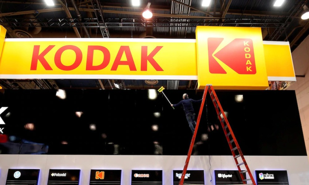 Kodak share price crashes in premarket trade more than 40% after US government loan for $765 million gets put on ice