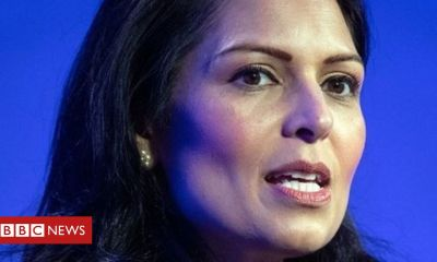 Priti Patel: Home Secretary takes on Ben and Jerry's over migrant boats