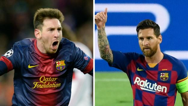 Sport Lionel Messi: Is Barcelona captain and Man City target as good as ever?
