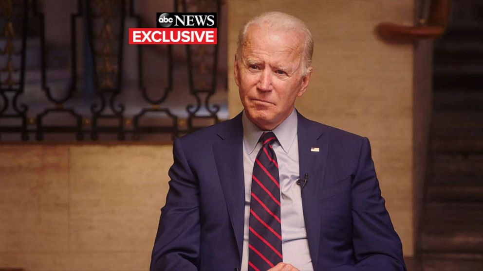 The Note: As GOP convention begins, Trump searches for opponent Biden isn't