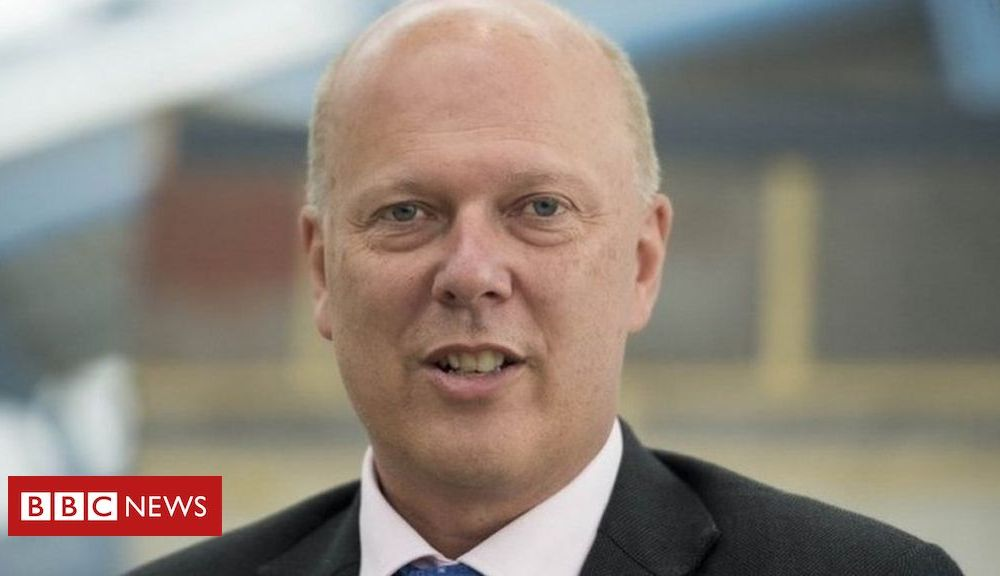Chris Grayling to advise ports operator in £100,000 role