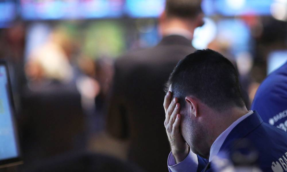Dow plummets 632 points as tech-sector carnage spoils another day