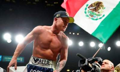 Sport Canelo sues streaming service DAZN & promoter De La Hoya for more than £200m
