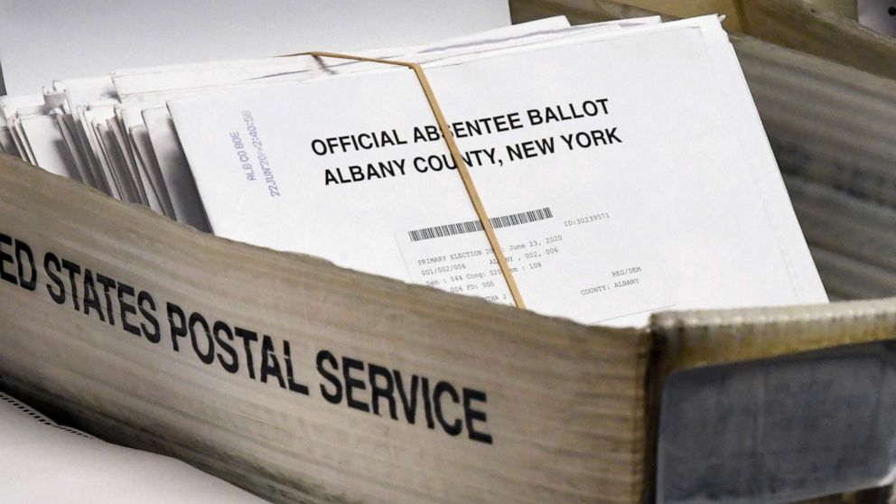 Voting season off to scary start in battleground states: The Note