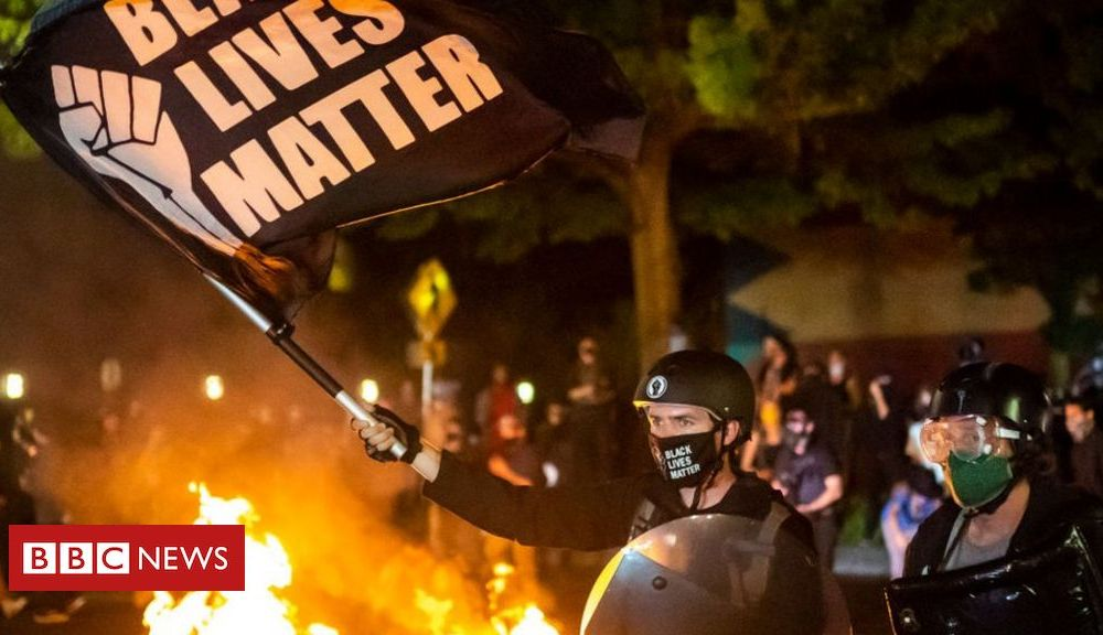 Trump White House names three 'anarchist US cities' to lose funds