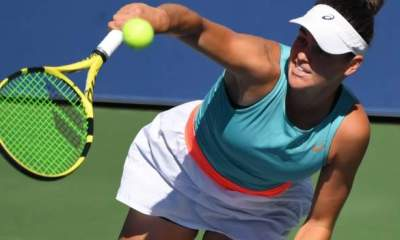 Sport US Open 2020: Jennifer Brady beats Angelique Kerber to make last eight