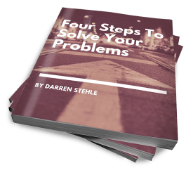 For Steps to Solve Your Problems 3D Cover