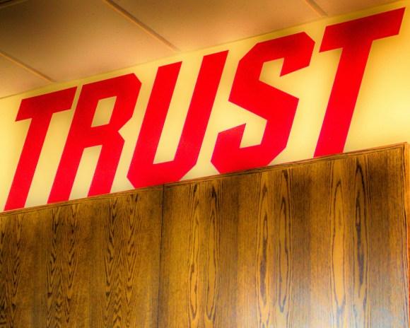 faith or trust you will succeed