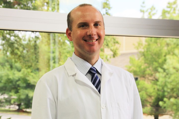 Dr. Darrin Combs