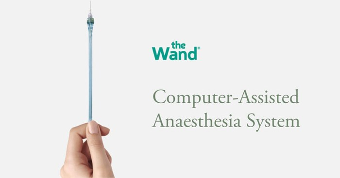 the-wand-dental-anaesthesia-tool dentist in Zionsville 1