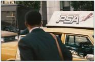 PSA Taxi Card - 1981