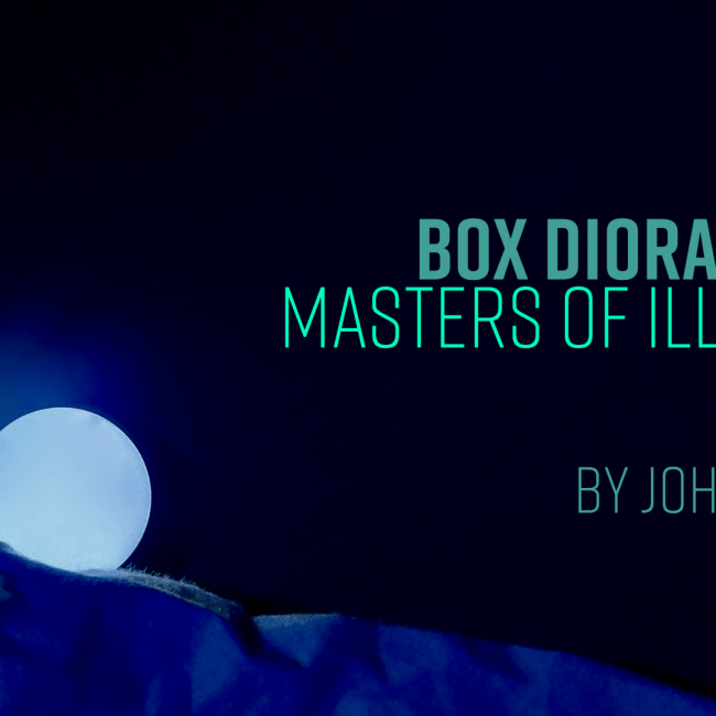 Box Disramists - master of illusion by John Fraim
