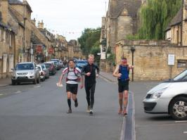 Cotswold Way Record