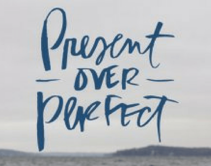 Present over Perfect Shauna Niequist