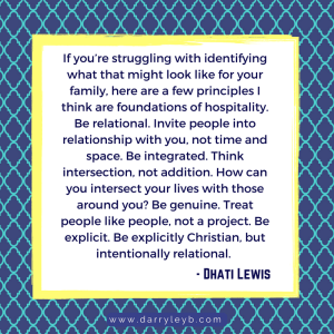 How to Missionally Engage your Community - Dhati Lewis