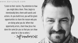 Listening - Finding Your Missional Moxie
