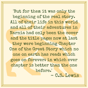 C.S. Lewis - One Sure Way to Recapture the Wonder of God in your Life