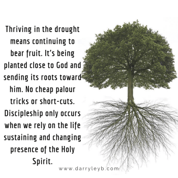 Surviving Spiritual Drought