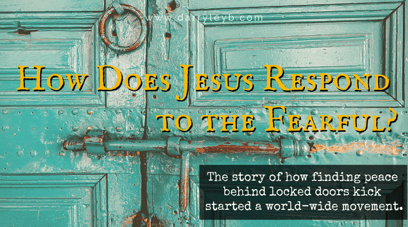 How Does Jesus Respond to the Fearful?