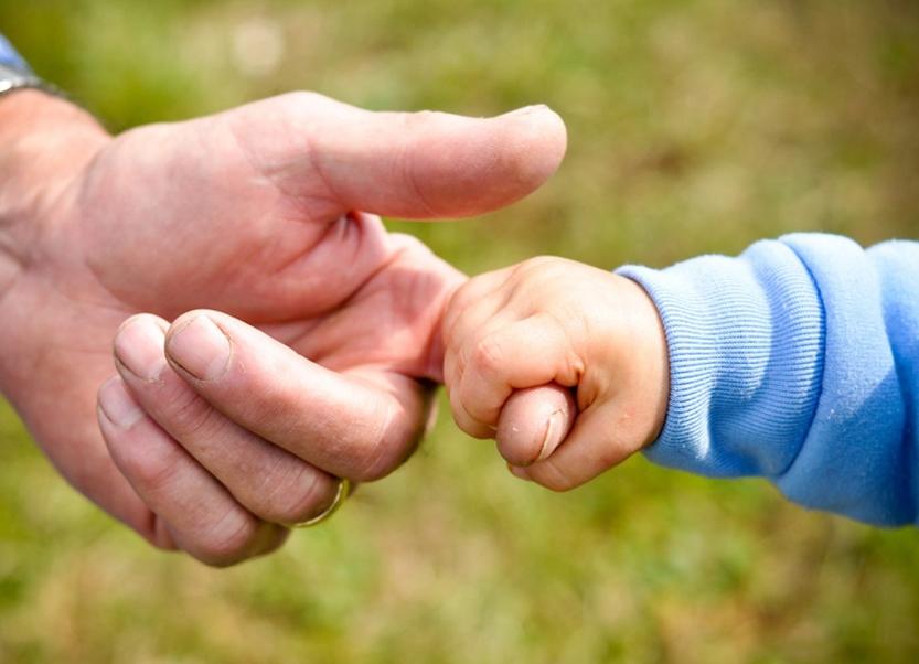 Inheritance for grand children