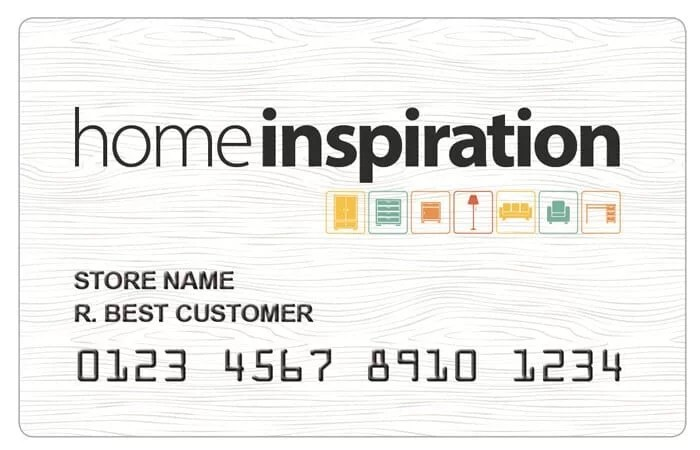 picture of home inspiration card, basically a link to get payment options