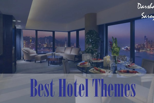 Best Hotel Themes available on ThemeForest