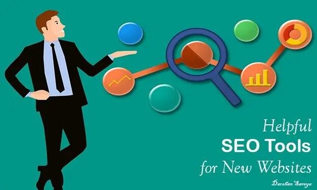 Helpful SEO Tools for New Websites