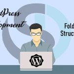 WordPress Theme Development Folder Structure