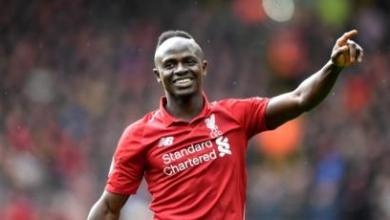 Photo of Sadio Mané en clair et sans décodeur