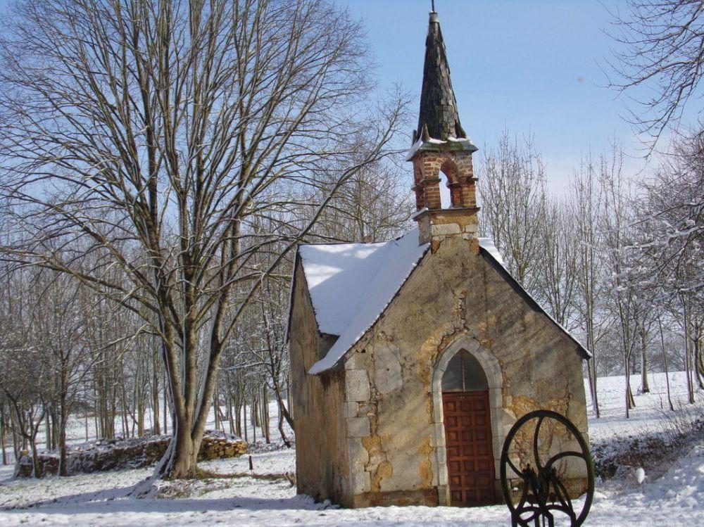 """Résultat de recherche d'images pour """"chapelle de cheneru"""""""