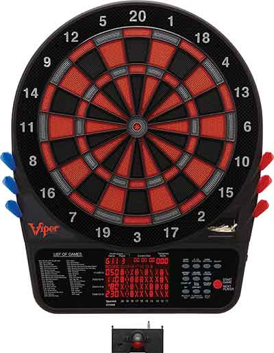 Viper 800 Electronic Dartboard -Best Electronic Dartboard In The Market