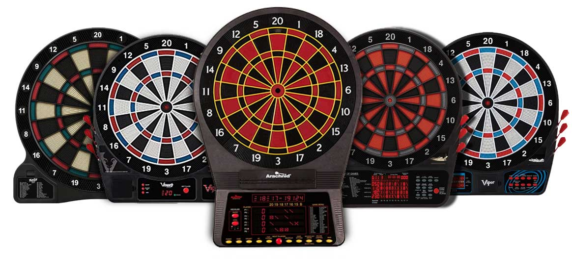 Best Electronic Dartboards in Dec 2017 – Evolution of Traditional Dart board