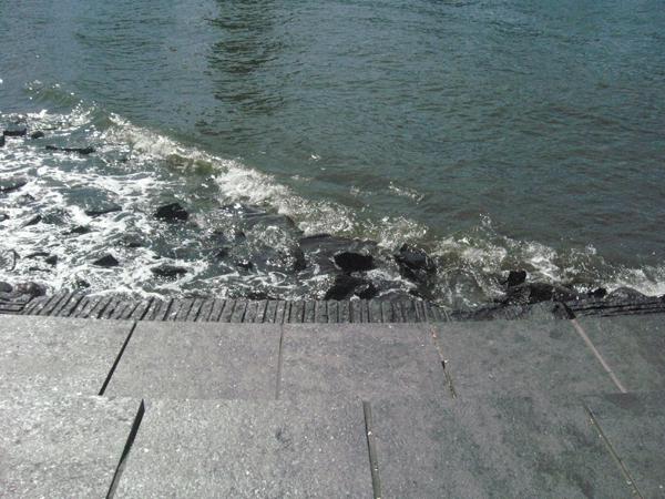 Steps to the beach.