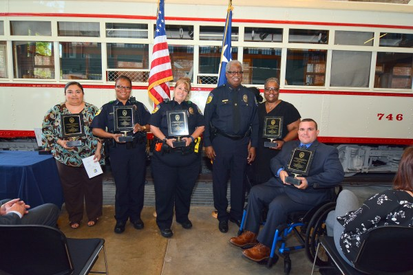 DART police officers, teamwork honored at awards ceremony ...