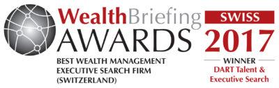 Dartexec Wealth Briefing Awards Winner 2017