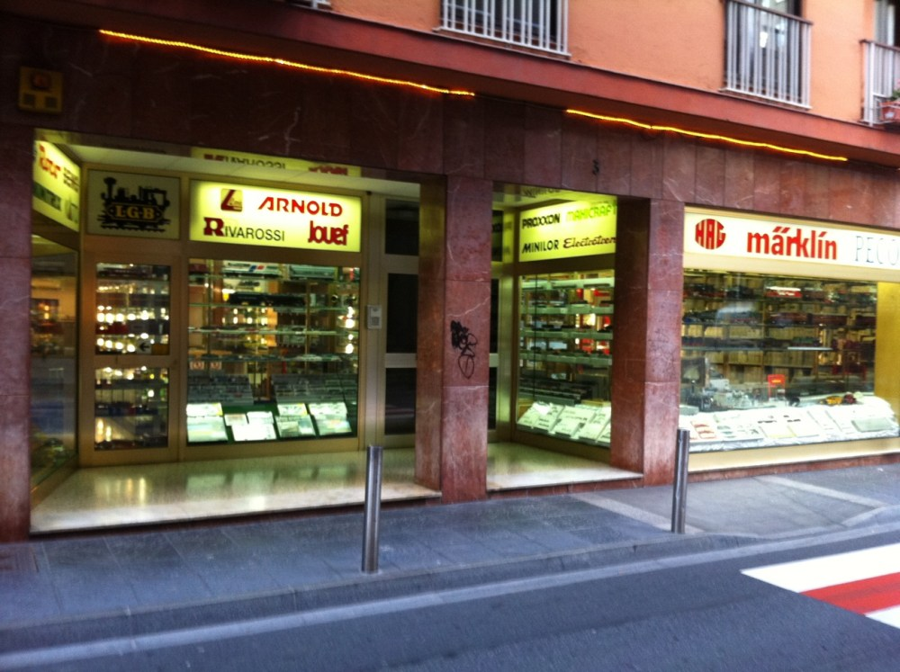 Guía friki de compras en Andorra (3/4)