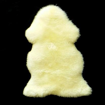 classic cream moorland sheepskin