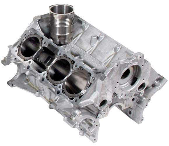 Ford Block with Sleeve