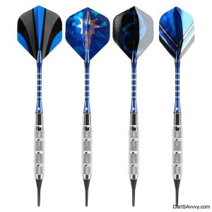 GWHOLE Soft Dart Tip Points Electronic Dartboard