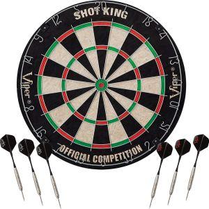 Viper Shot King Bristle Dartboard