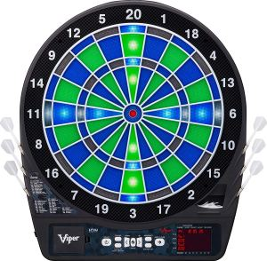 Viper ION LED Illuminated Dart BoardViper ION LED Illuminated Dart Board