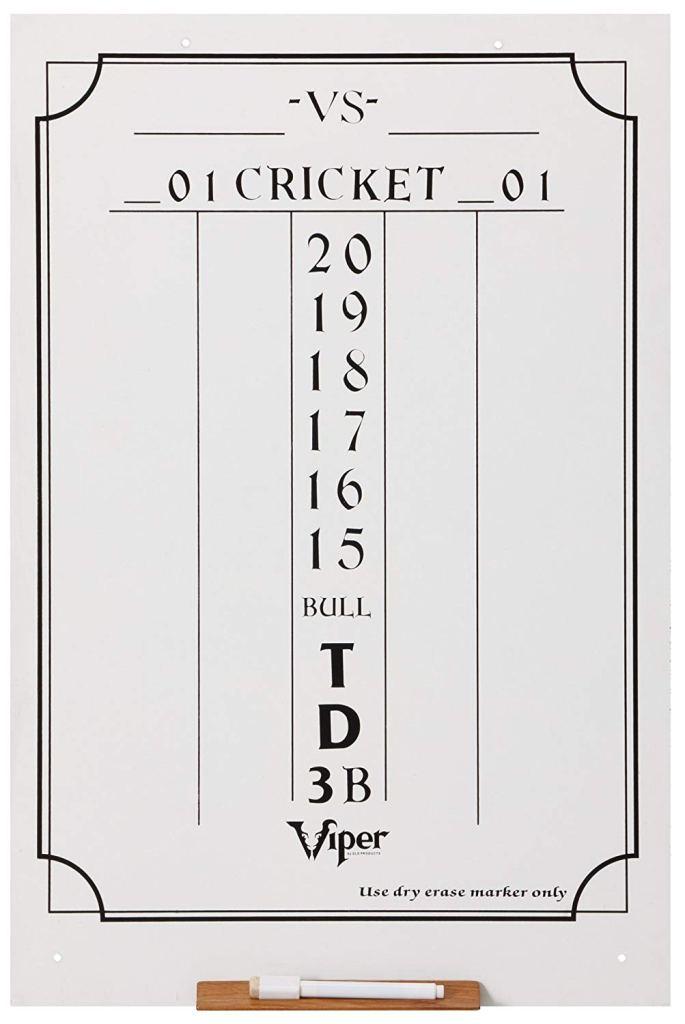 Viper Dry Erase Scoreboard